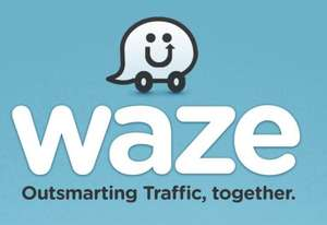 WAZE, community-based traffic and navigation app