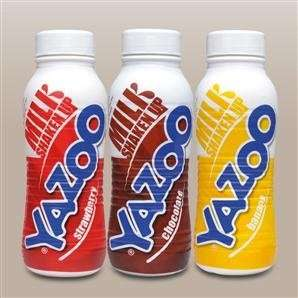 Free yazoo Any flavour 475ml! No signing up needed