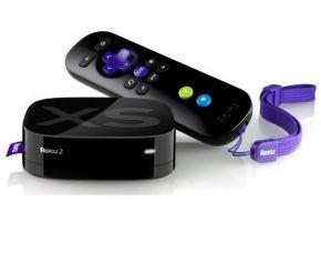 Roku 2 XS Media Streamer Player £39.99 @ ebuyer (potential for TCB too)