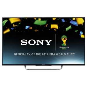 Sony Bravia KDL42W829 42inch LED 3D TV with 5 year Guarantee and Free Sony Soundbar HT-CT60BT £539 @ Tesco Direct