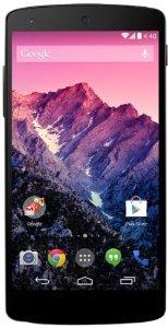 Nexus 5 black 16 gb  £266 delivered @ amazon.de
