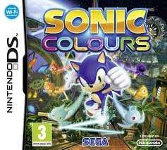 Sonic Colours DS £4.99 Wii £9.99 Instore @ HMV (Exeter)