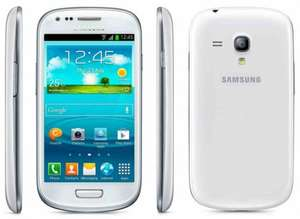 Samsung galaxy s3 mini £99.95 + £10 top up @ CPW (£109.95)