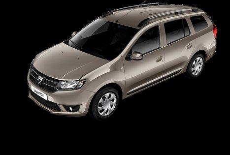 Dacia logan MCV from £6995