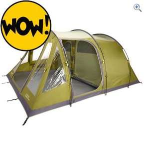 GO Outdoors - Vango Icarus 500 Tent from down from £240 to £170 (Discount card price), or with canopy, carpet & footprint only £300- save £150