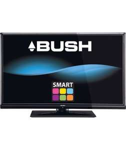 Bush 32 Inch HD Ready Smart LED TV (wifi enabled and wifi dongle included) was £249.99 now £189.99 @ Argos