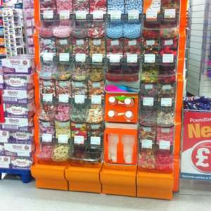 Pick & Mix £1 @ Poundland