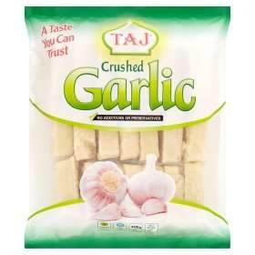 TAJ ginger/garlic frozen 2 for £1 @ ASDA