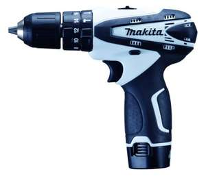 Makita drill 10.8V with single battery & charger at wickes £69