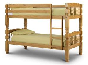Julian Bowen Chunky Bunk £180 on Amazon (Sold By Monkey Beds)