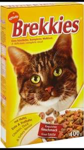 BREKKIES DRY CAT BISCUITS 400g 37p @ Wilkinsons (Instore)