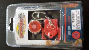 Beyblade Metal Fusion key chain/key ring £1 @ Poundland