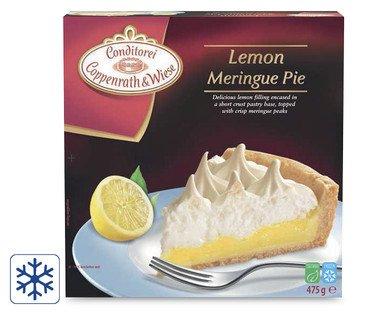 Lemon Meringue Pie was £1.49 now £0.99 @ ALDI