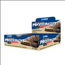 18 Proteins Bars for £22.45 DELIVERED with Code NC10 - Muscle Finesse
