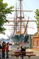 Half Price Portsmouth Historic Dockyard 9 Venue in 1 Annual Family Pass only £39.20 (was £78.40) with Eagle Radio