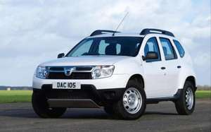 Dacia Duster Ambiance 1.5dci for £10995 at City Motors Bristol
