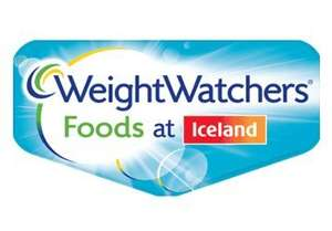 New Weight Watchers Foods Range @ iceland most only £1 sample list below