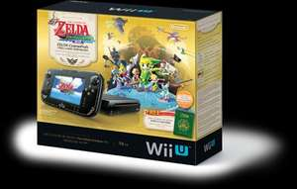 Wii U Bundles (Zelda, Lego) - HMV - £149.99