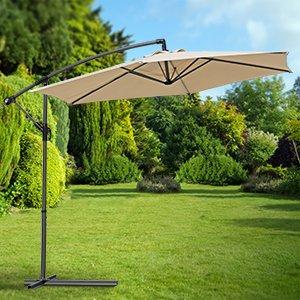Garden Cantilever Parasol £39.99 @ Home Bargains