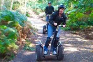 Segway Rally - 10 Locations! £17 instead of up to £40 for a Segway rally experience for 1 person, £29 for 2 people with Segkind in a choice of 10 locations - save up to 58% @ wowcher