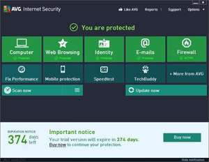 FREE AVG Internet Security 2013 Download with LICENSE KEY for 1 Year