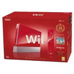 Red Wii £34.99 PREOWNED @ Game delivered