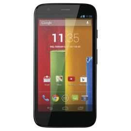 Tesco Mobile Motorola Moto G™ 16GB Black £125.10 + 125 Clubcard points @ Tesco Direct using 10% off code TDX-JK4T