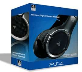 Licensed 4G Wireless Gaming Headset (PS4) £31.99 Delivered @ Game