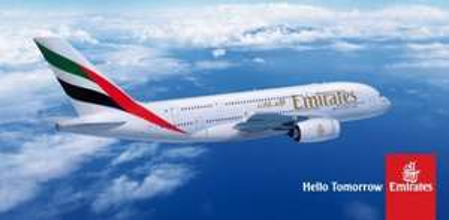 Get £10 off emirates flights via Arsenal