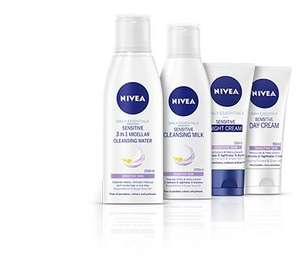 FREE Sample of NIVEA daily essentials sensitive day cream