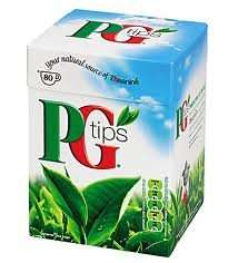 PG Tips (pack of 80) £1.00 @ Poundworld