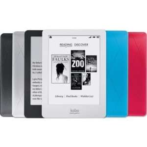 Kobo Glo ereader £79.99 Argos - different colours available
