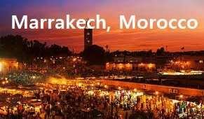 *Dec 2014* Marrakech, Morocco = £97pp - 4 Nights including Great Hotel, (rated 4.5/5 on TA) Return Flights & Transfers @ Alpharooms (from Stansted) (Total Price per Couple = £194.04)