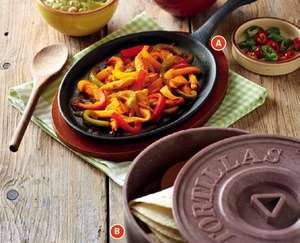 Mexican Cookware only £6.99 @ ALDI from 18th May