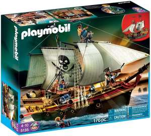 Playmobil Large Pirate Ship on sale £39.99 at TJ Hughes