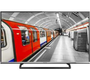 "** Panasonic Viera TX-50AS520B (New for 2014) LED Full HD 1080p SMART TV, 50"" with Built-In Wi-Fi and Freeview HD now £549 @ Currys **"