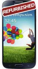 FREE Samsung Galaxy S4 Black Refurbished - £14.88 P/M After CB Plus £27 Quidco (£21 P/M - Term £504) @ One Stop Phone Shop