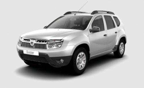 DACIA Duster Access 5 doors SUV £9495 at Dacia