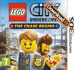 3DS eShop Downloads - use code FBFAN5 - inc Luigi's Mansion 2 Dark Moon - £28.31,  LEGO City Undercover: The Chase Begins - £22.61 @ Video Game Box