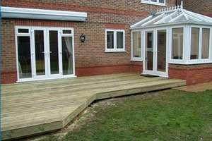 Decking deal *B&Q 1.8m deckboards £2*