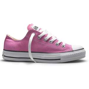 Converse Chuck Taylor All Stars OX Shoes £16.95 - @ Blackleaf
