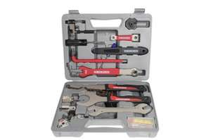 Jobsworth 18 piece bike toolkit £19.99 at Planet X