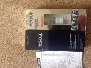 Frizz Ease serum £1.99 home bargains