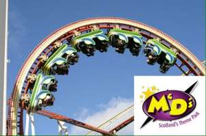 2 free M&D's Wristbands - Collect 4 tokens @ Daily Record