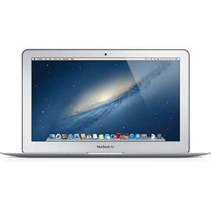 Refurbished 11.6-inch MacBook Air 1.7GHz dual-core Intel Core i5 - £499 Delivered (128gb Flash £549) - Apple