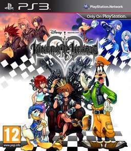 Kingdom Hearts HD 1.5 Remix PS3 £9.99 @ HMV