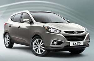 Hyundai Ix35 Diesel Estate 1.7 Crdi Se 5dr 2wd £16348 @ Nationwidecars