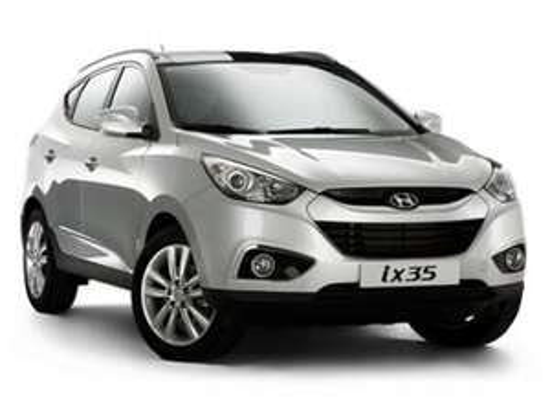 Hyundai ix35 diesel 1.7crdi se £16348 @ Nationwidecars