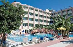 7 nights sc@ Pasha star hotel & apartments side Turkey £400 for 4 people @ airtours