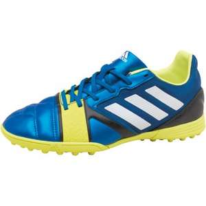 Buy adidas Junior Nitrocharge 2.0 TRX Astro Turf Blue/White/Electricity £11.99 plus £3.99 delivery at mandmdirect.com